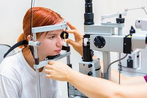 les principaux troubles oculaires