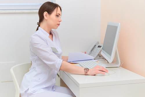 comptable infirmière